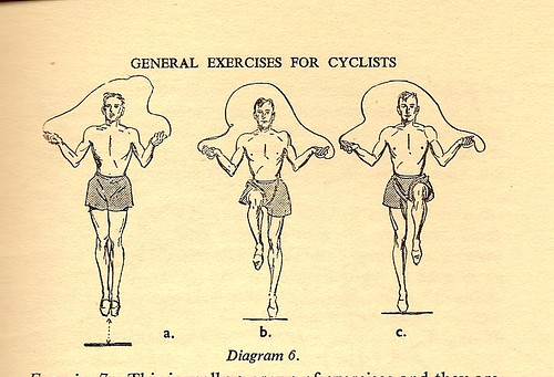 General Exercises For Cyclists