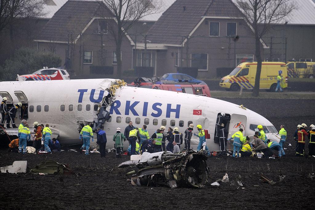 Walking The Turkish Airline Crash Site