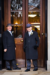 Hotel Doormen by Garry Knight