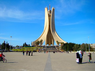Makam El Chahid (Alger)