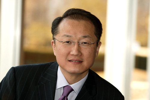 Dr. Jim Yong Kim, 17th President of Dartmouth