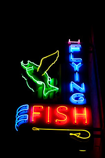 63 : Flying Fish