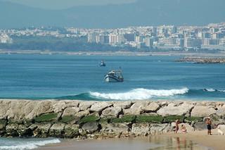 Imagen de Praia do Norte cerca de Costa de Caparica. gustavo gustty veríssimo gustavoveríssimo wwwflickrcomphotosgustty