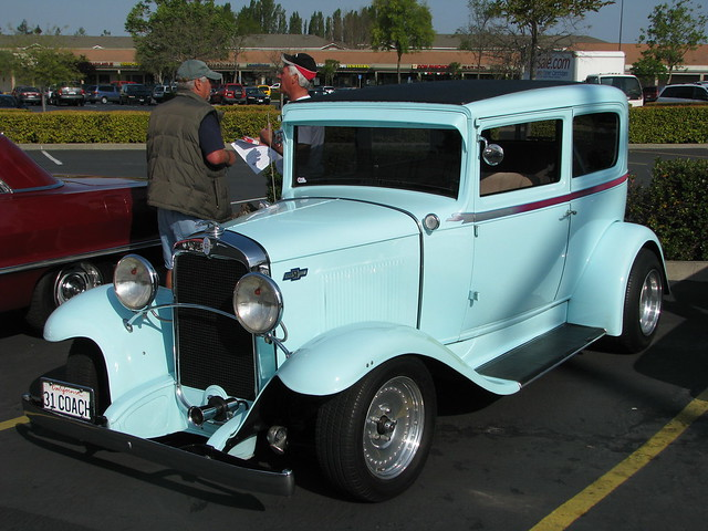 1931 chevrolet 2 door sedan custom 39 31 coach 39 1 flickr for 1931 chevrolet 4 door sedan