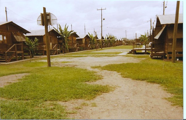 Life At Soto Cano Air Base Honduras There Was Only