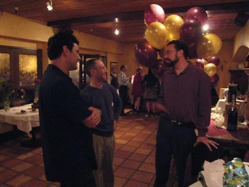 John Steinberg's Birthday Party, Kuleto's T… IMG_7981
