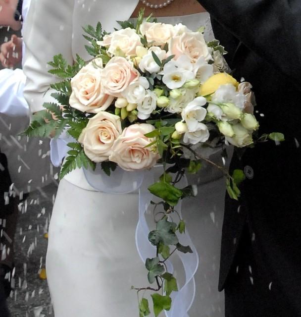 Bouquet Della Sposa.Il Bouquet Della Sposa Claire Marie Rose Flickr