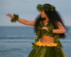 Maui hula dance