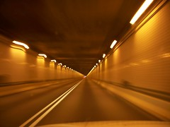 Inside the Allegheny Tunnel