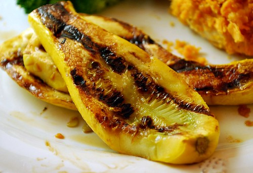 Grilled Squash 2