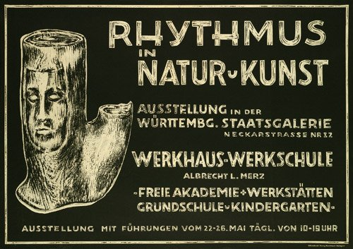 Rhythm In Nature & Art (c.1920)
