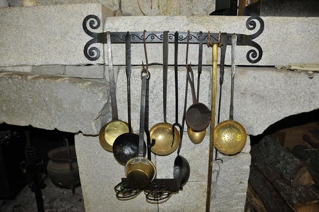 fireplace cooking utensils handmade flickr photo