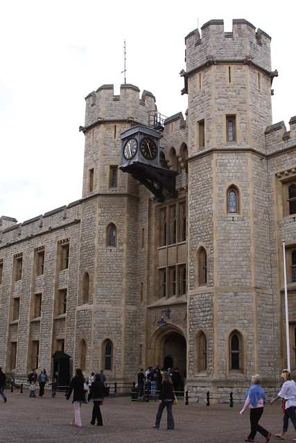 Where are the crown jewels kept - The QA wiki