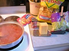Taco Joes - recipe