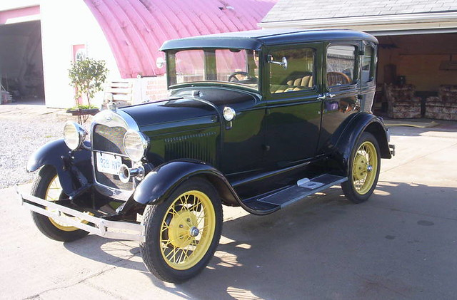 1929 ford model a four door murray coach a photo on for 1929 ford model a 4 door sedan