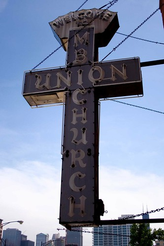 Church Sign-Chicago, IL by William 74