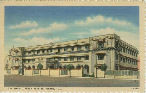 Colegio de Sta. Isabel