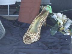 Shoe for sale at St Vincent De Paul's Op Shop (Thrift Store), Ipswich Rd, Annerley Junction, Brisbane, Queensland, Australia 090617