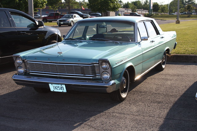 1965 Ford Galaxie 500 4 door | Flickr - Photo Sharing!  1965 Ford Galax...