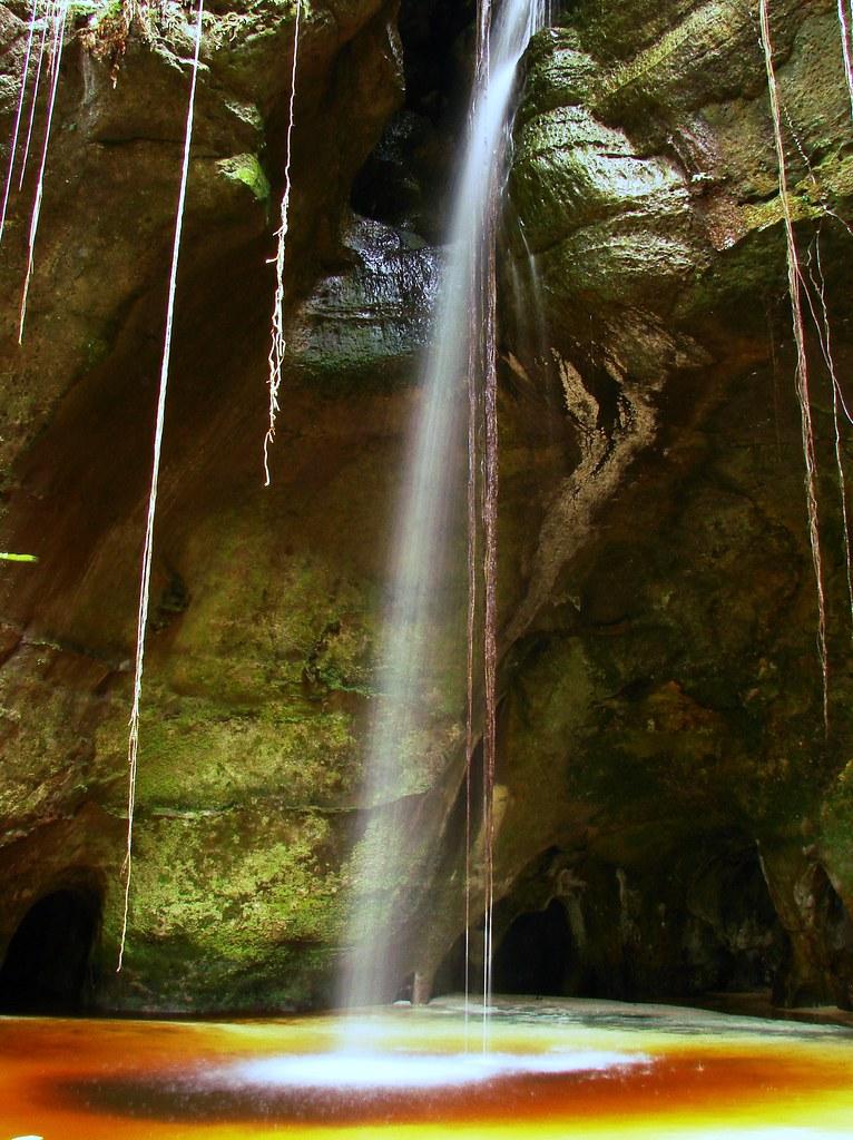 Maruaga waterfalls