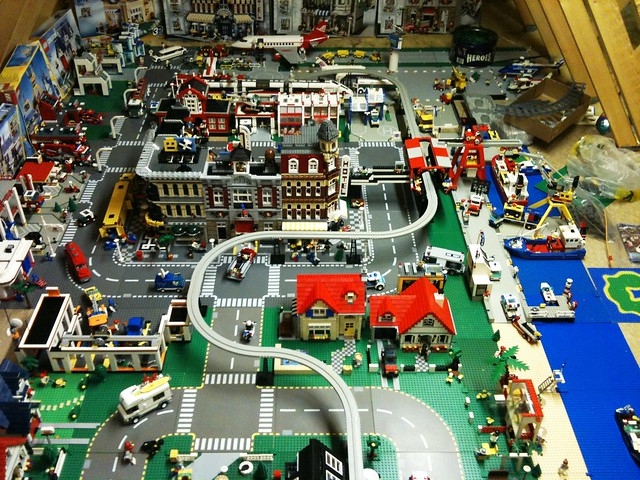 Lego City 2 The Overveiw Flickr Photo Sharing