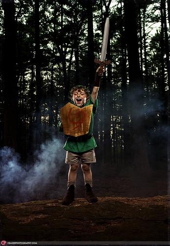 The Legend of Zelda: a photographic portrait
