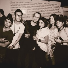 At @thesafehousejkt soft opening last Friday... Dope event with good friends and awesome deep tech house music!