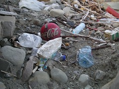 soil, rubble, litter, geology, waste, rock,