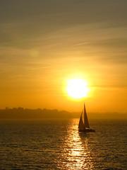 St. Malo Sunset Sail