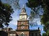 IndependenceNHP- IndependenceHall w/LibertyBell's Original Steeple