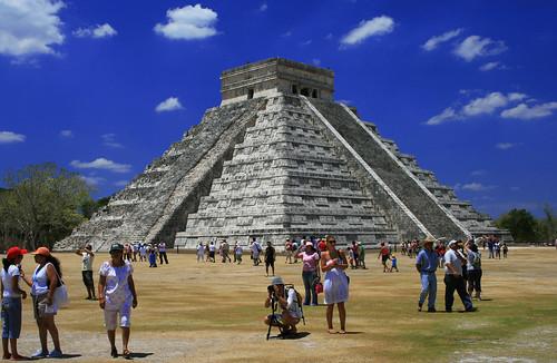 Fake Miniature (Tilt-Shift) Isla Mujeres (Mexico)