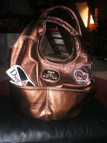 Minha bolsa  para o CREATIV DAY