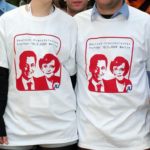 die T-Shirts zur Veranstaltung