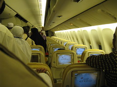 Having Landed Safely