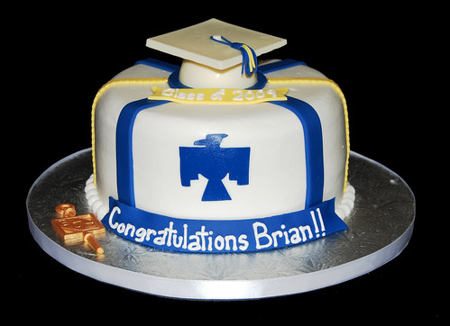 Graduation Cake - Best Collections Cake Recipe