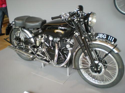 MoMA - British motorcycle