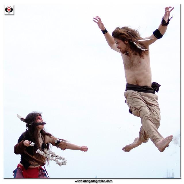 Flickriver random photos from walk on air sentirse en - Haciendo el indio ...