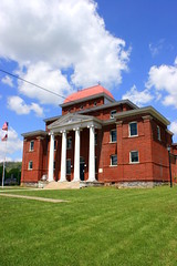Old Ashe County Courthouse - Jefferson, NC (Version C)