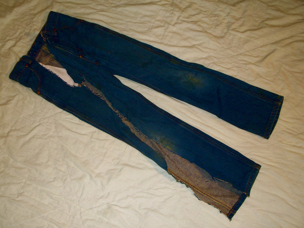 1982 Hayride Accident Pants