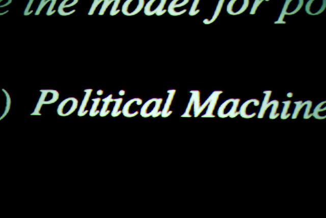 name pronunciation machine