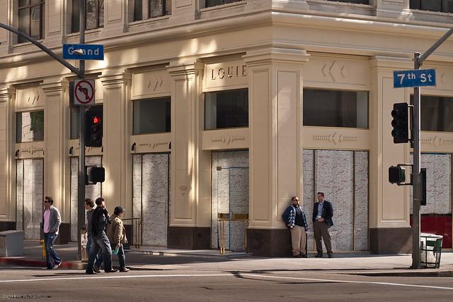 Louie Restaurant Downtown La