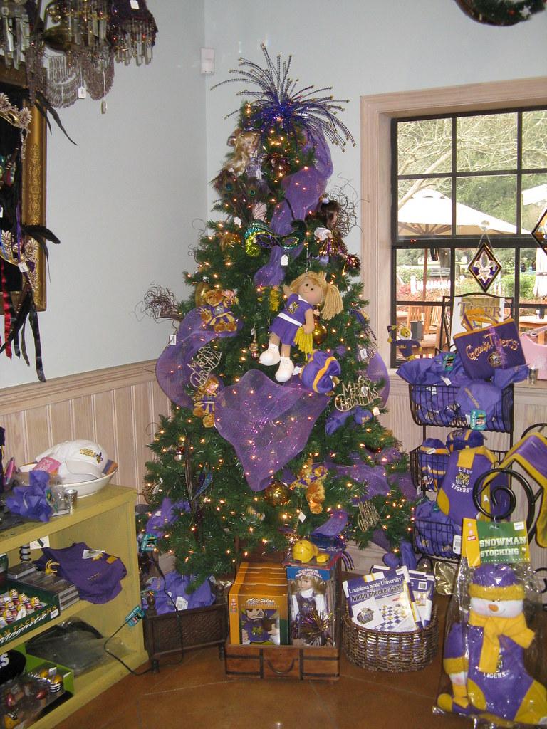 Christmas Tree Farm Louisiana