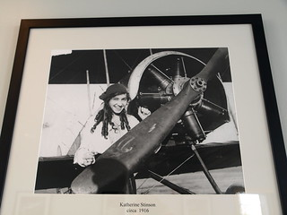"Katherine Stinson - Aviation Pioneer, ""The Flying Schoolgirl"""