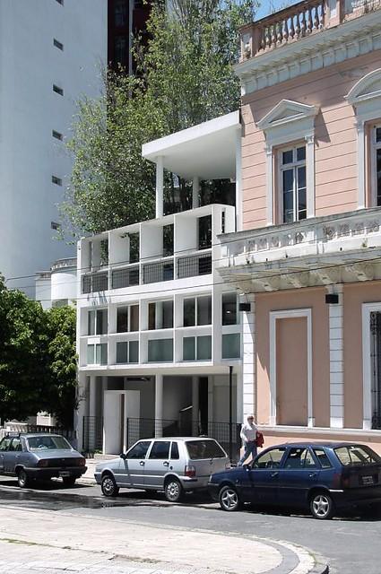 Casa curuchet le corbusier la plata 1949 53 - Casas de le corbusier ...