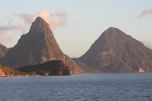 St. Lucia - Pitons Area