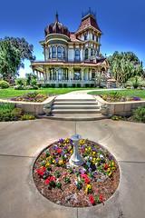 Morey Mansion in Redlands