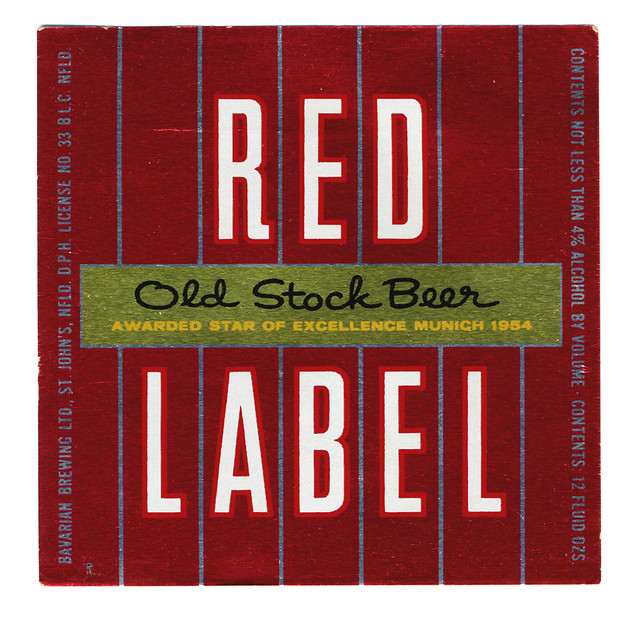 Red Label Old Stock Beer | Flickr - Photo Sharing!