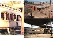 Comunidad Ecològica Peñalolen y Valle de Elqui: reciclaje ferroviario de vagones y estaciòn...