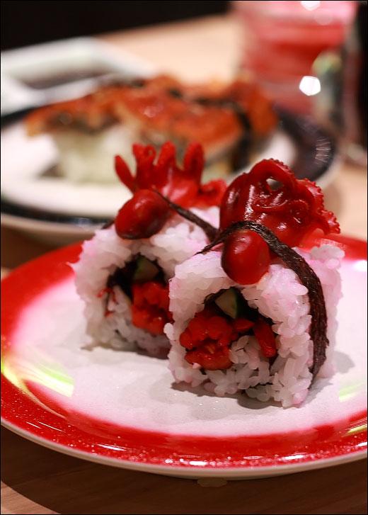 Baby Octopus Sushi | www.pixshark.com - Images Galleries ...  Baby