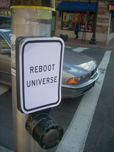 Reboot Universe